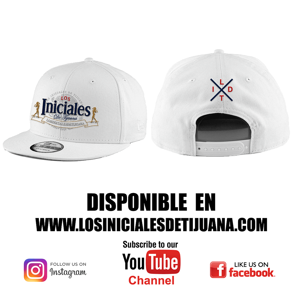Los Iniciales White Hats