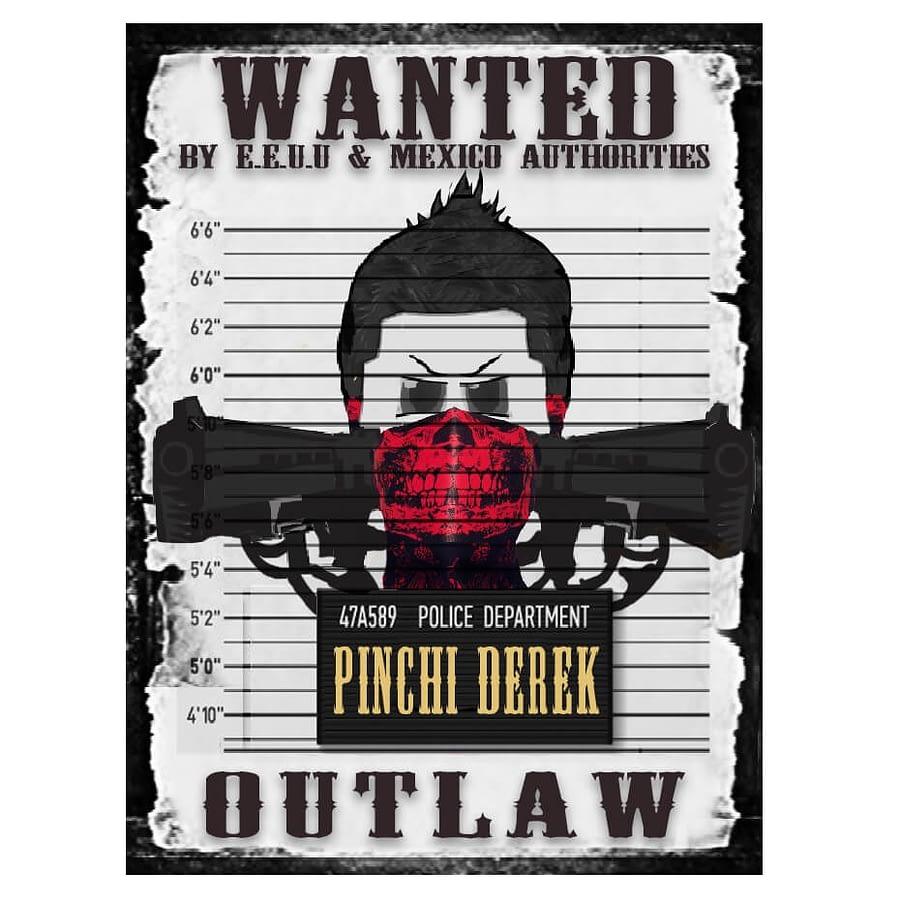 pinchi derek outlaw