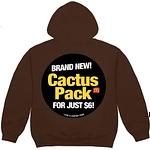 Travis Scott X McDonald's Cactus Jack Hoodie Brown Color 2