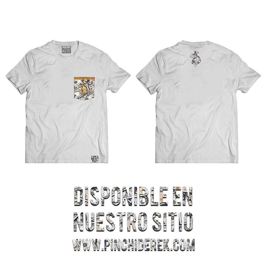 Pinchi Derek Pocket Tshirt
