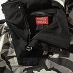 Sprayground Camo Pullover Shark Logo Jacket Size XLarge 3