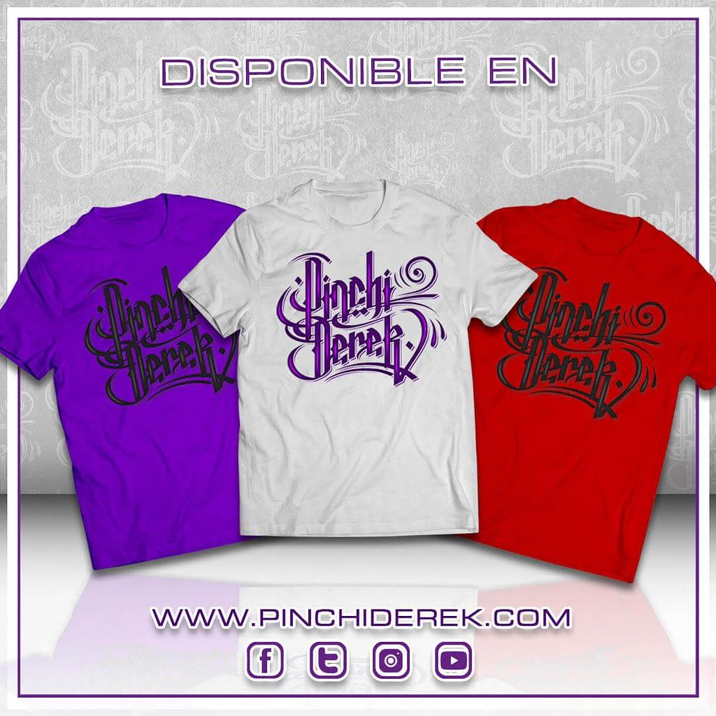 purple script shirt