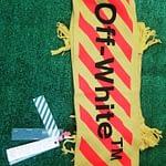 Off-white Virgil Abloh Arrows Scarf 2