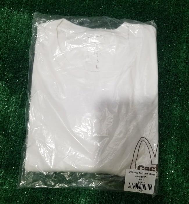travis scott x mcdonalds nobody can do it large tshirt 3