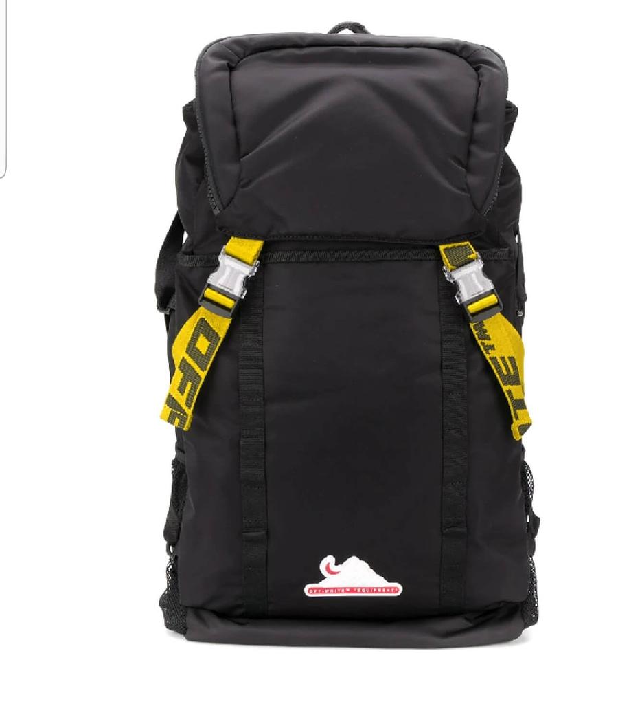 offwhite black backpack 4