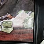 scarface X el chapo framed picture 3
