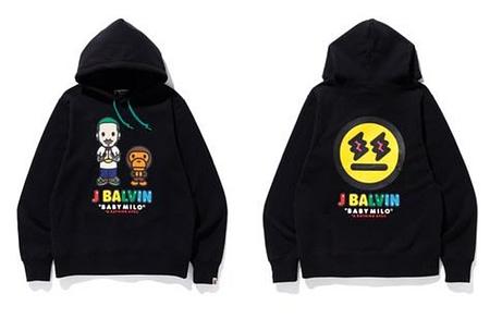 bape jbalvin hoodie 1