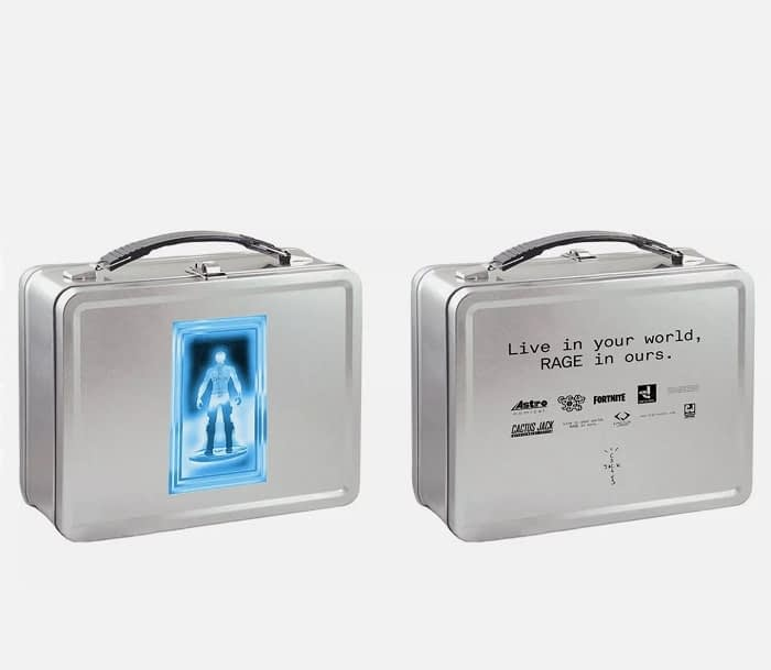 travis scott metal lunch box 1