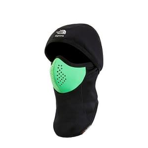 Supreme The North Face Balaclava Face Mask Black Green