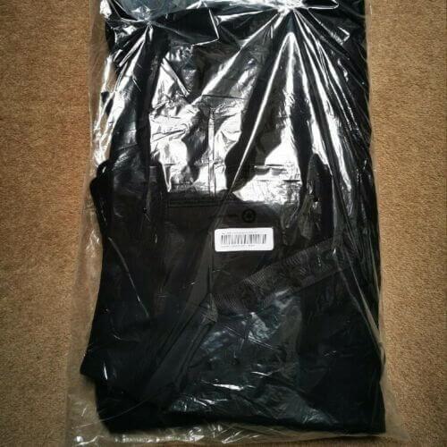 supreme black hoodie 2