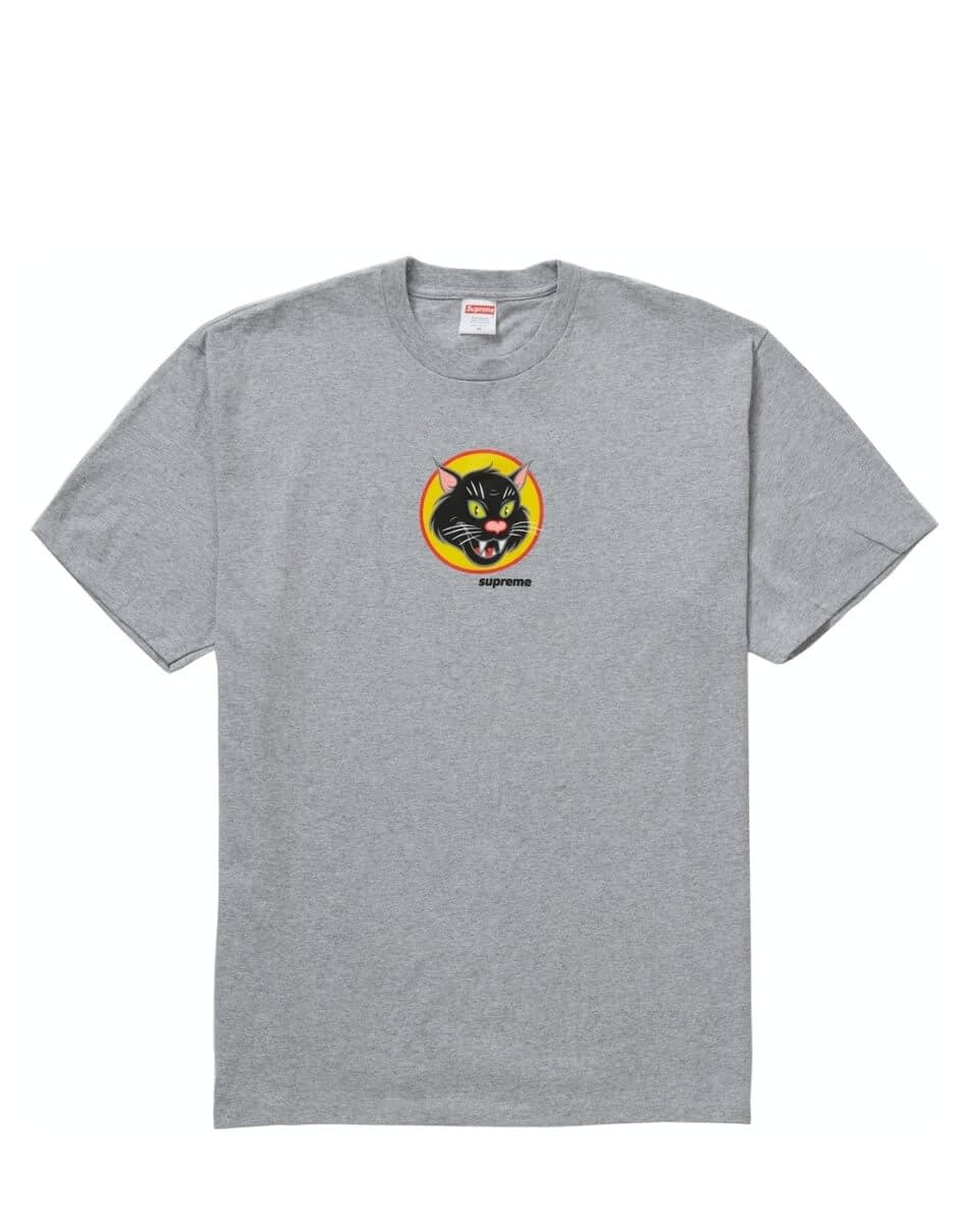 supreme cat tshirt