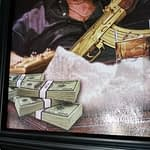 scarface X el chapo framed picture 4
